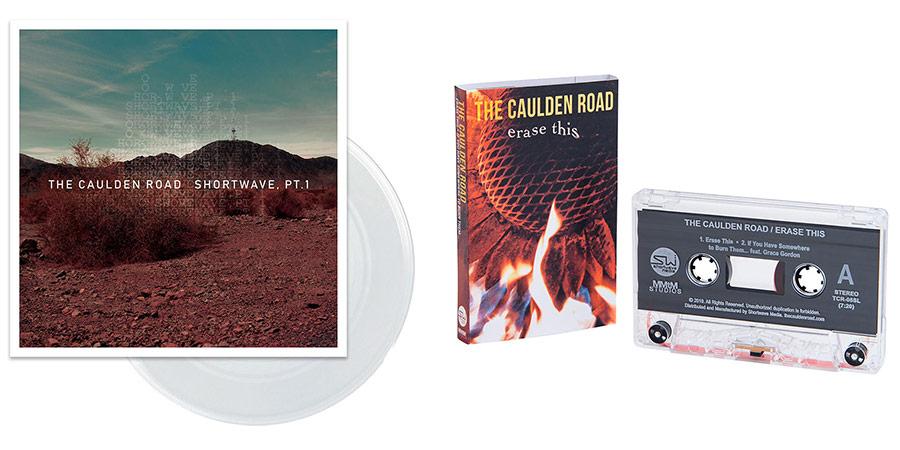 The Caulden Road - Physical Media